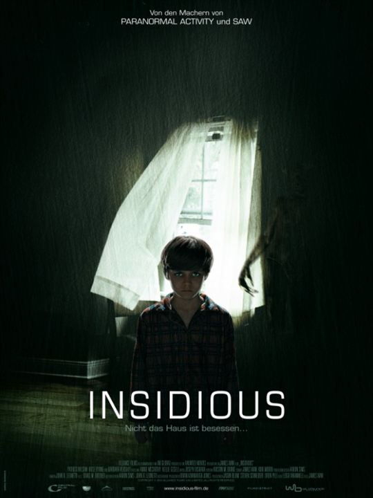 Insidious : Kinoposter