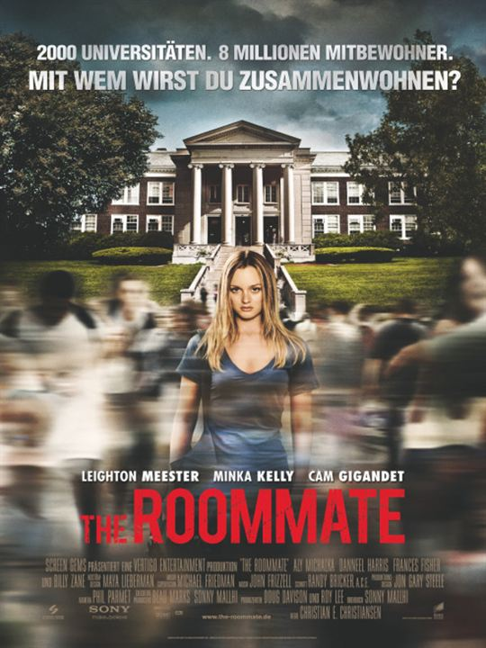 The Roommate : Kinoposter