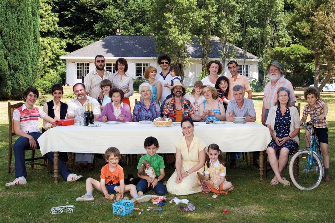 Familientreffen mit Hindernissen : Bild Julie Delpy