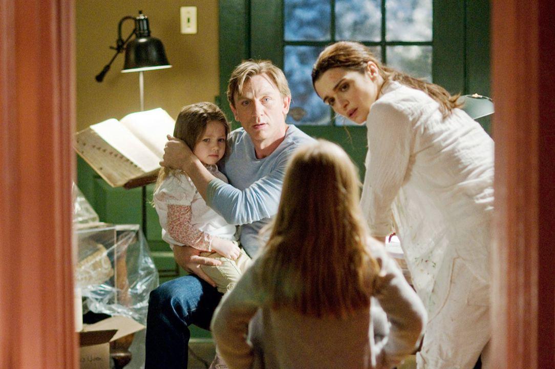 Dream House : Bild Claire Geare, Daniel Craig, Jim Sheridan, Rachel Weisz, Taylor Geare