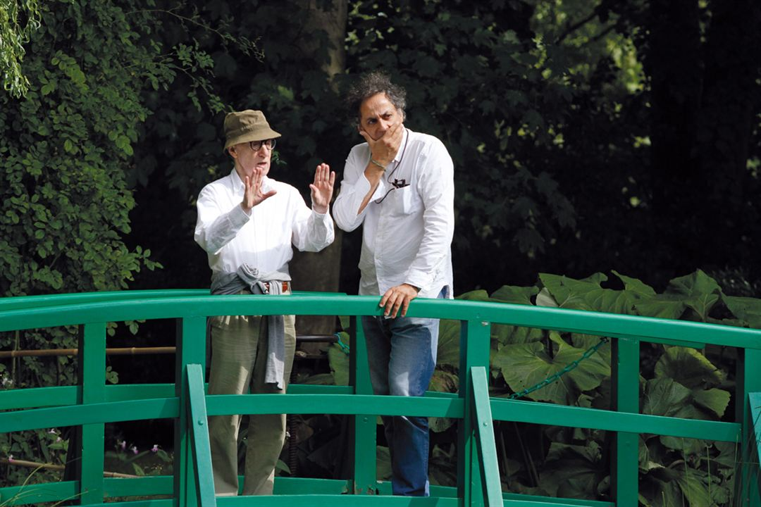 Midnight In Paris : Bild Woody Allen