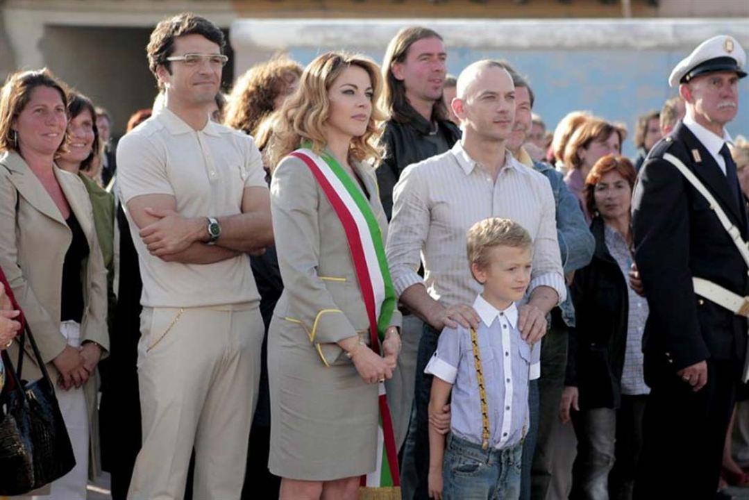 Mal was anderes? : Bild Claudia Gerini, Filippo Nigro, Luca Argentero, Umberto Carteni