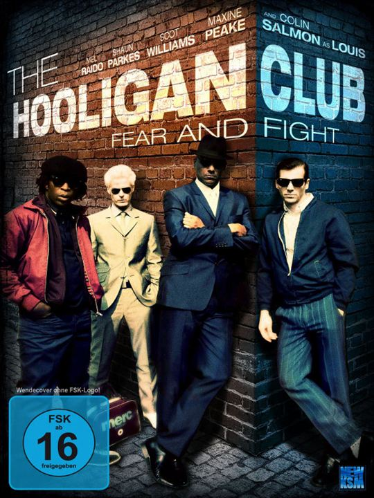 The Hooligan Club - Fear and Fight : poster