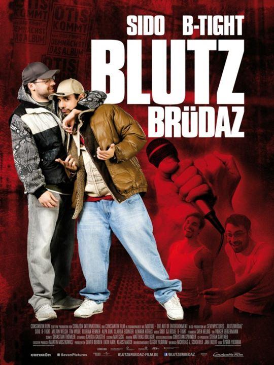 Blutzbrüdaz : Kinoposter
