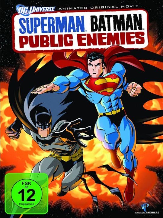 Superman / Batman: Public Enemies : Kinoposter