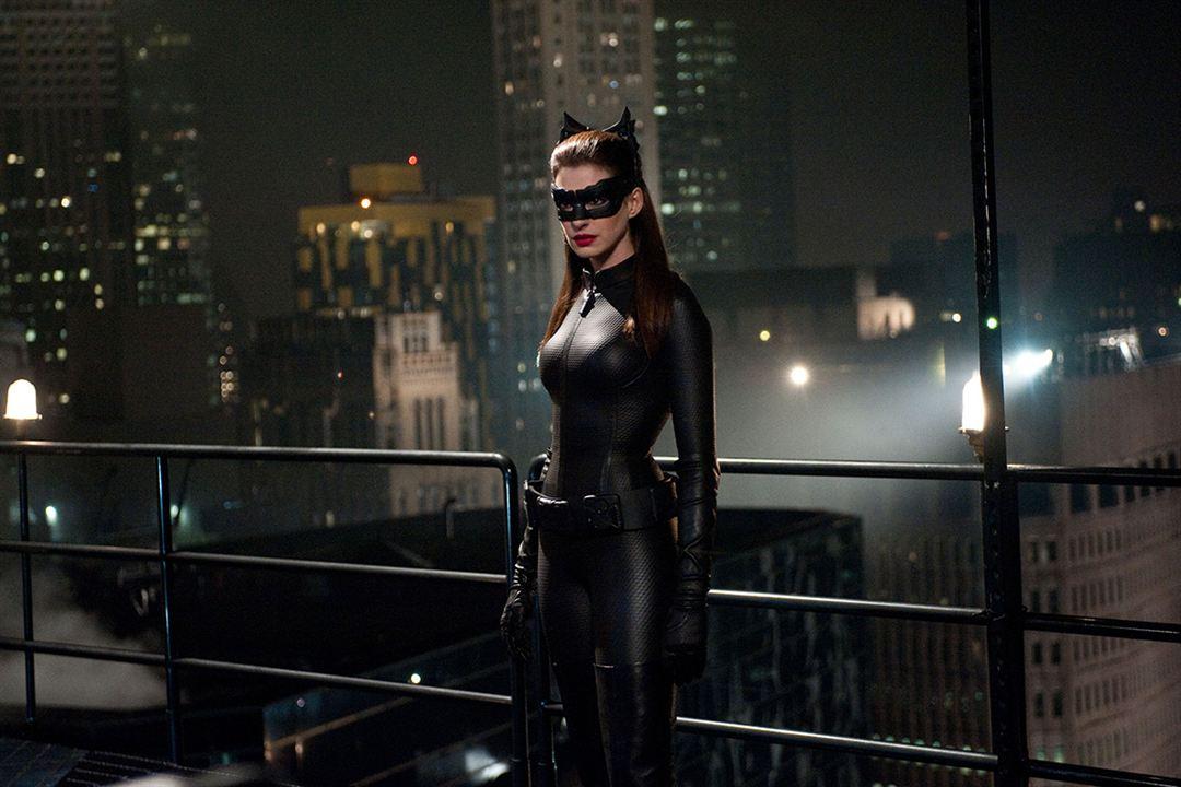 The Dark Knight Rises : Bild Anne Hathaway