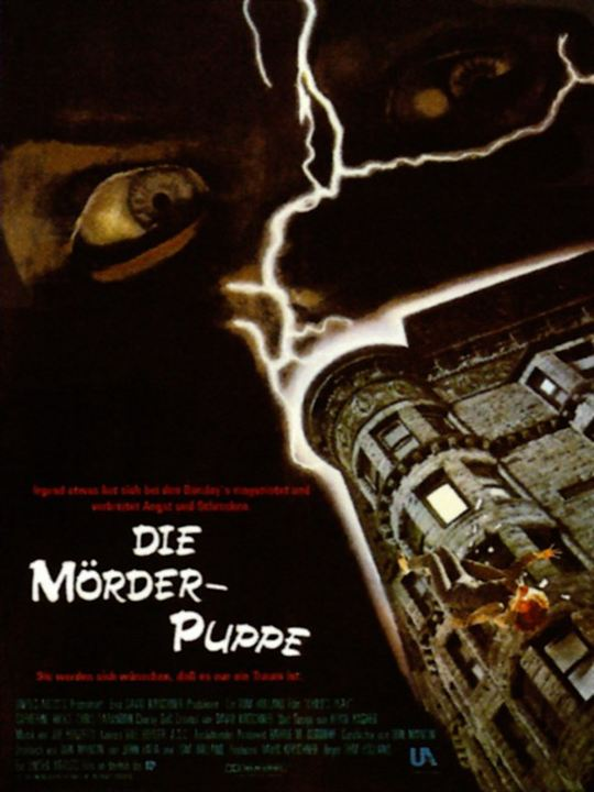 Chucky - Die Mörderpuppe : Kinoposter