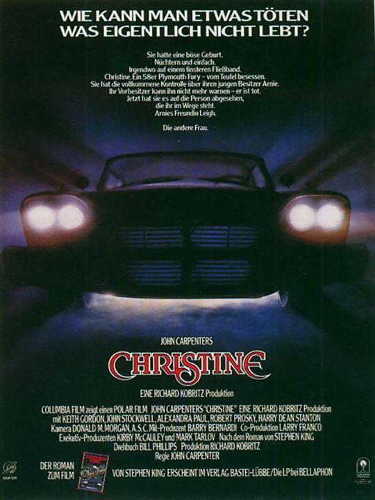 Christine : Kinoposter