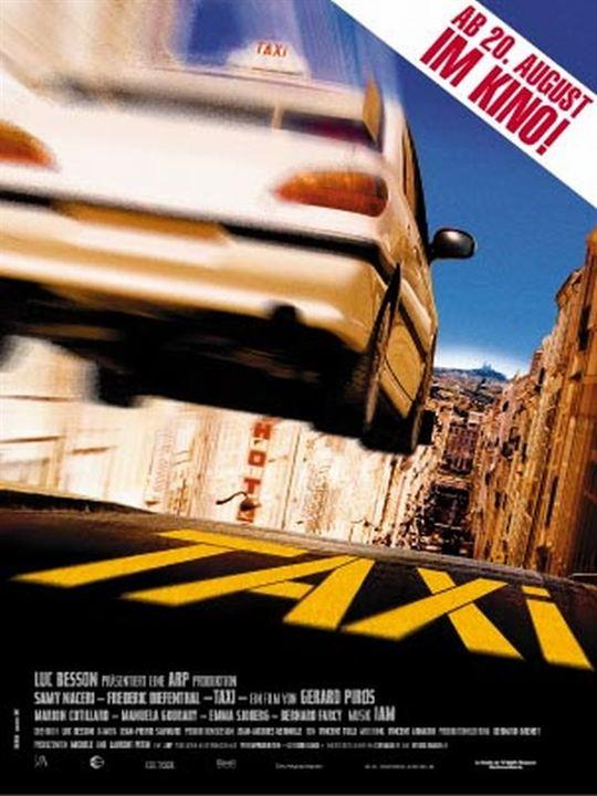 Taxi : Kinoposter