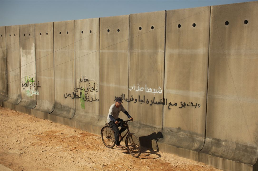 Das Schwein von Gaza : Bild Sylvain Estibal