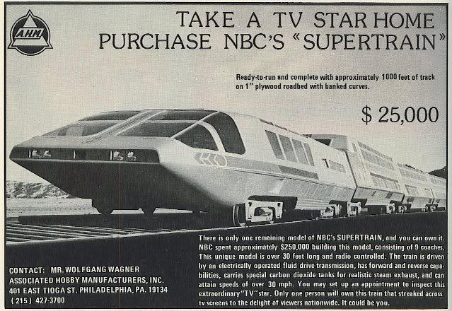 Supertrain : Bild