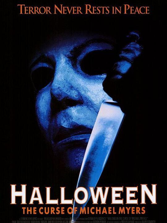Halloween - Der Fluch des Michael Myers : poster