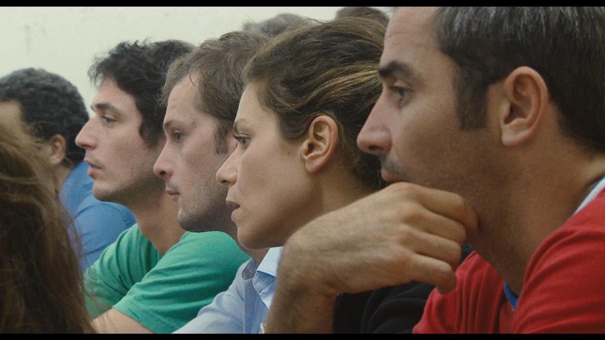 Poliezei : Bild Arnaud Henriet, Jérémie Elkaïm, Maïwenn, Marina Foïs, Nicolas Duvauchelle
