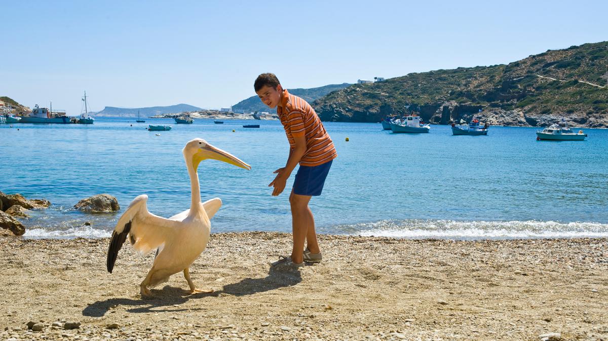 Ein griechischer Sommer : Bild Olivier Horlait, Thibault Le Guellec