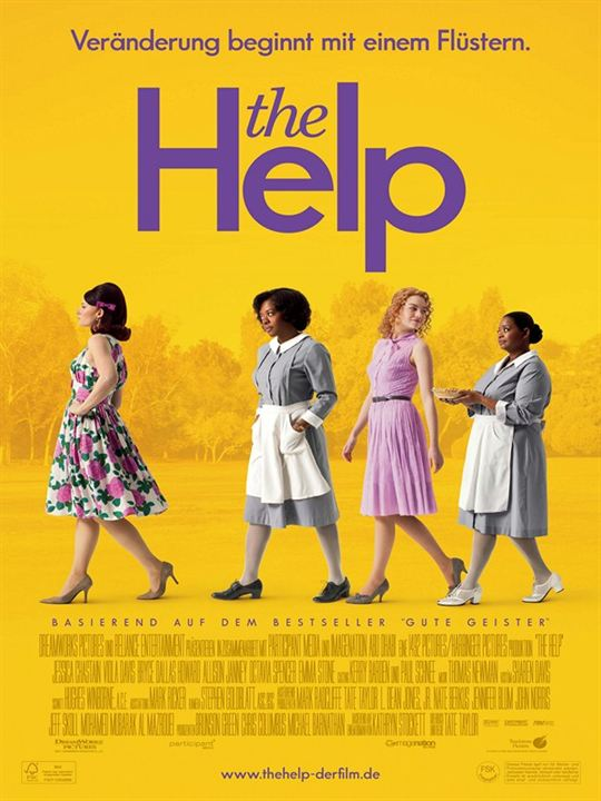 The Help : Kinoposter