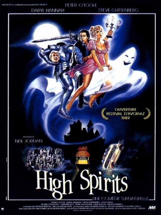 High Spirits - Die Geister sind willig : Kinoposter
