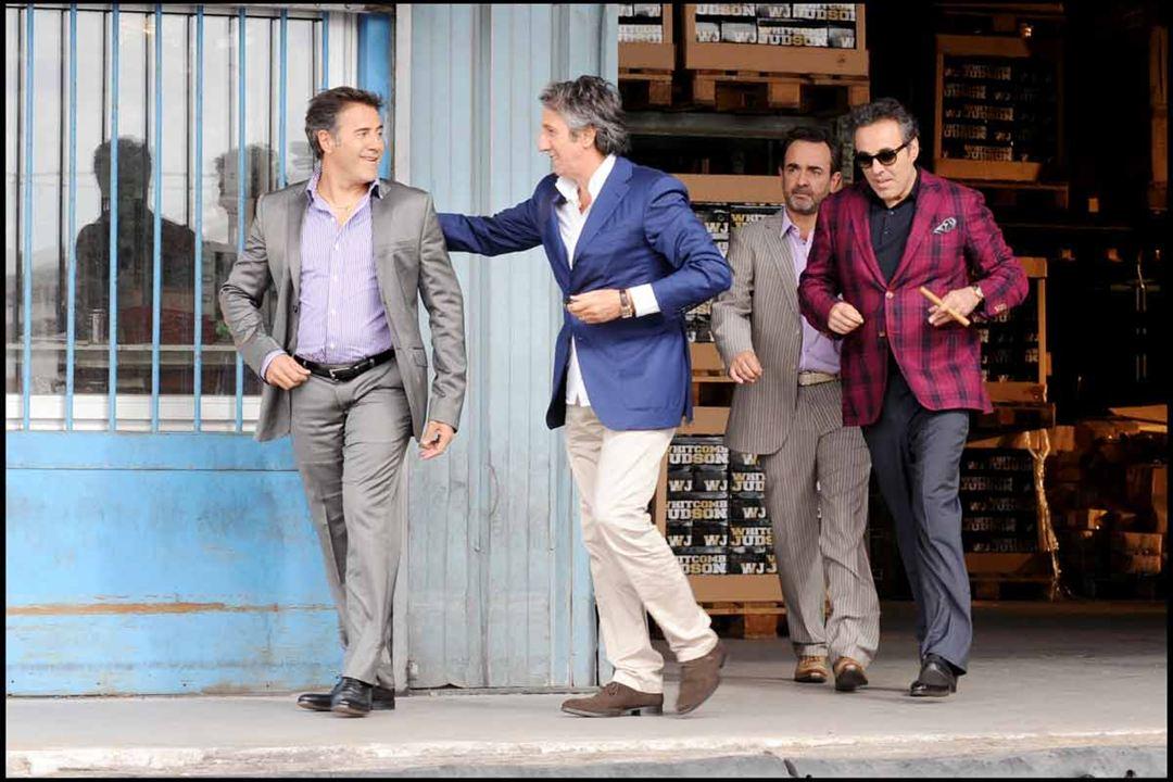 Bild Bruno Solo, Gilbert Melki, José Garcia, Richard Anconina, Thomas Gilou