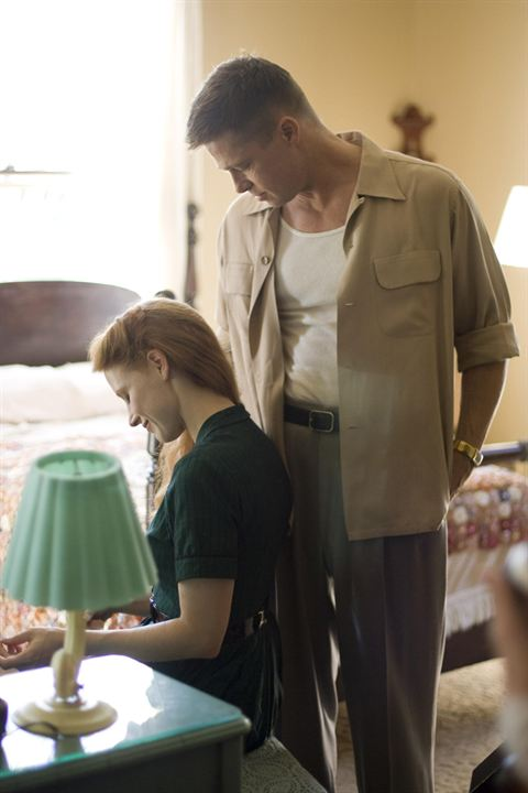 The Tree of Life : Bild Brad Pitt, Jessica Chastain