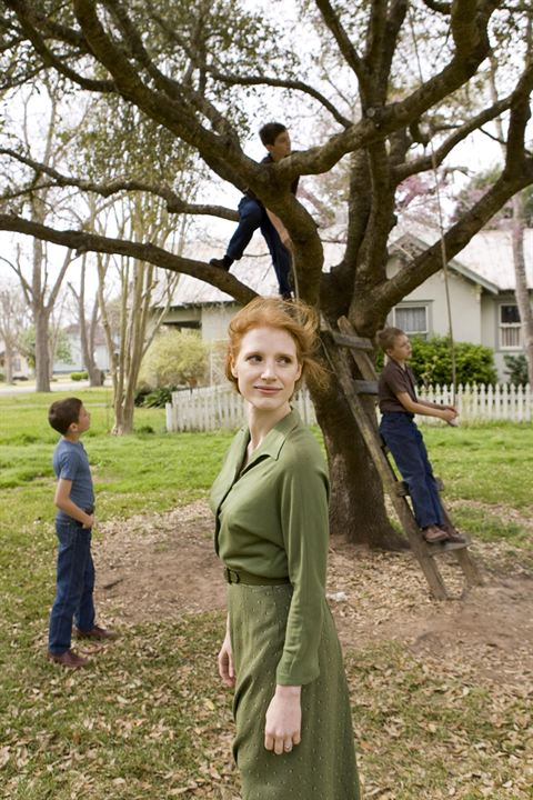 The Tree of Life : Bild Jessica Chastain
