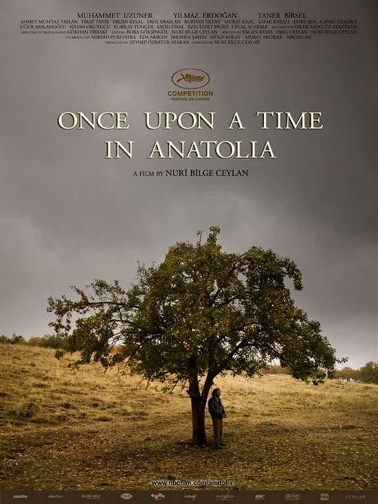 Once upon a Time in Anatolia : Kinoposter