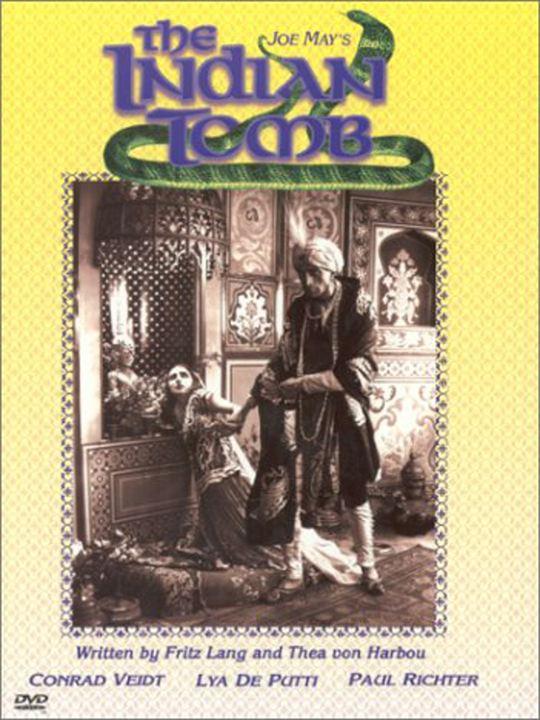 Das indische Grabmal: Die Sendung des Yoghi : poster