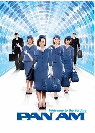 Pan Am : Kinoposter