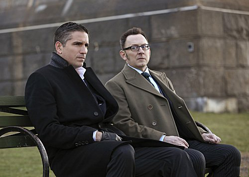 Bild Jim Caviezel, Michael Emerson
