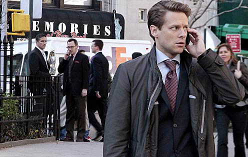 Person of Interest : photo Jacob Pitts, Michael Emerson