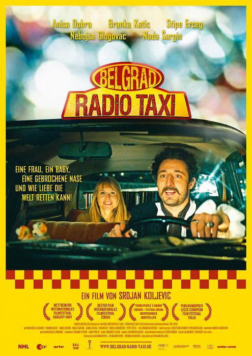 Belgrad Radio Taxi : poster