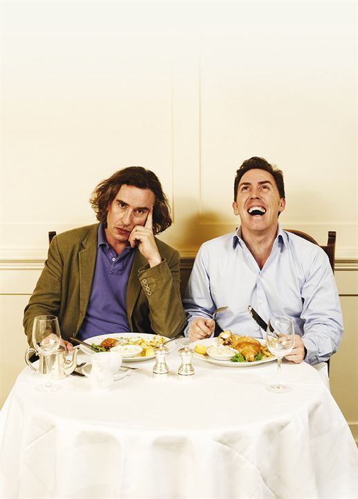 The Trip : Bild Michael Winterbottom, Rob Brydon, Steve Coogan