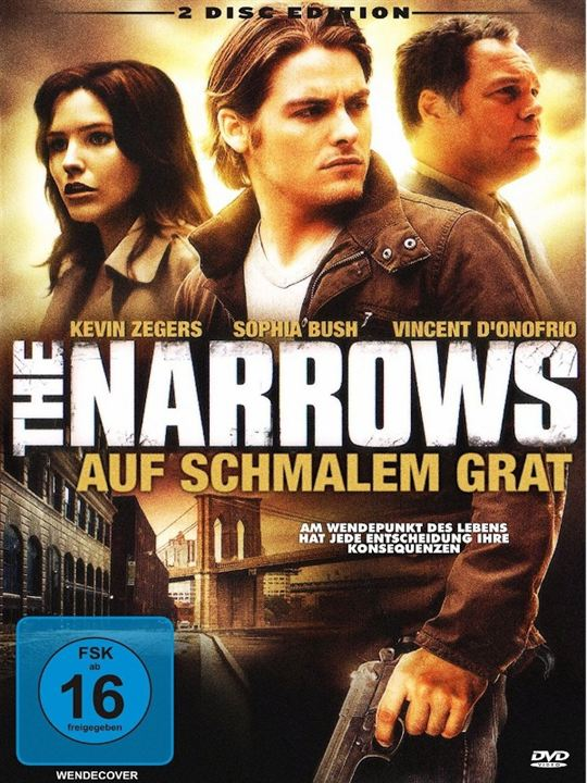 The Narrows - Auf schmalem Grat : Kinoposter
