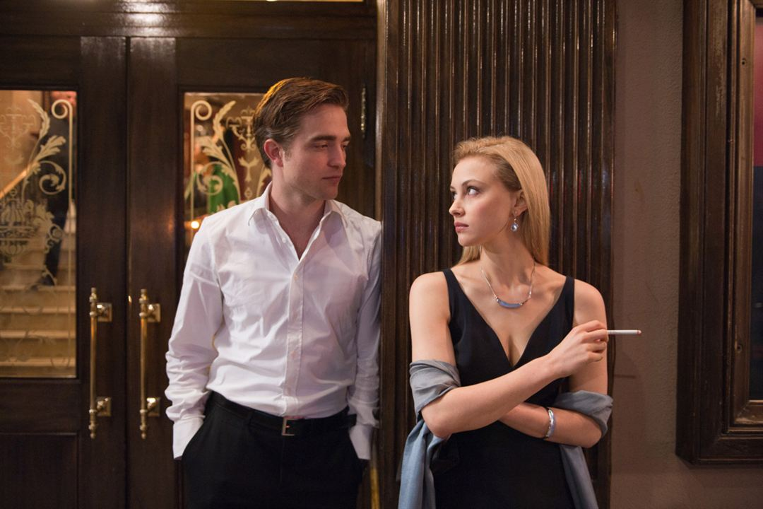 Bild Zu Robert Pattinson Cosmopolis Bild Robert Pattinson Sarah