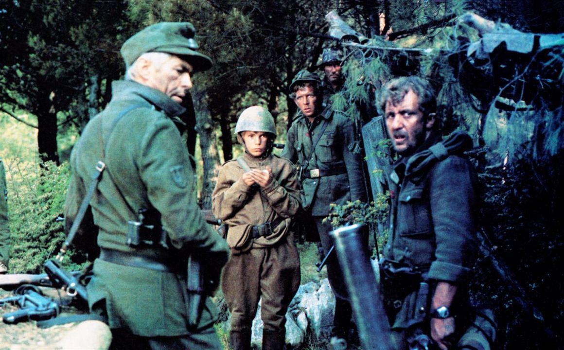 Steiner - Das Eiserne Kreuz : Bild James Coburn, Sam Peckinpah, Vadim Glowna