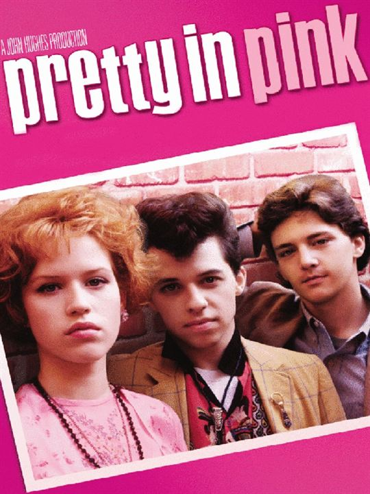 Pretty in Pink : Kinoposter