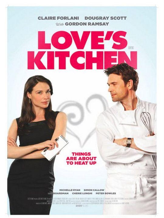 Love's Kitchen - Ein Dessert zum Verlieben