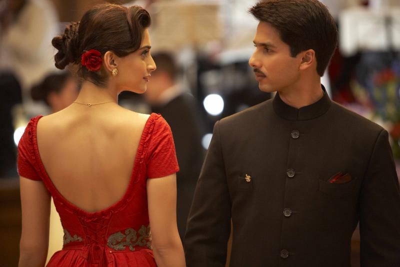 Mausam - Jahreszeiten der Liebe : Bild Shahid Kapoor, Sonam Kapoor