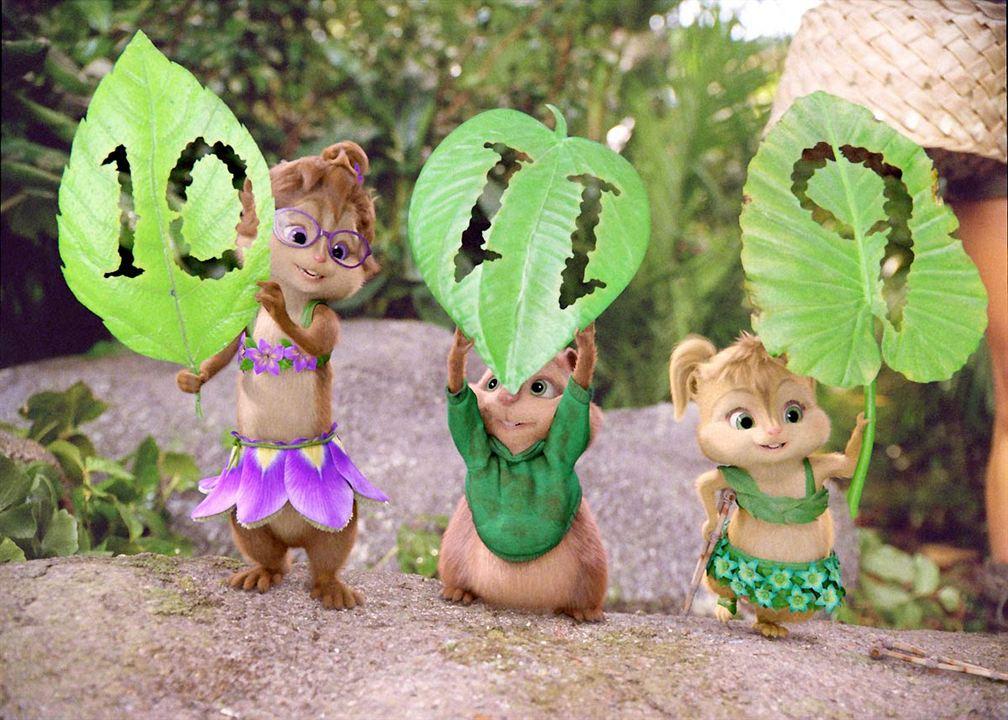 Bild Von Alvin Und Die Chipmunks 3 Chipbruch Bild 12 Auf 23