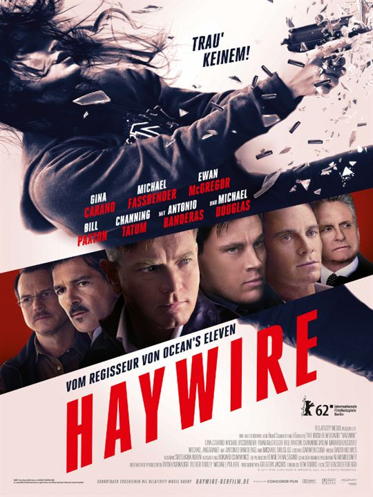 Haywire : Kinoposter