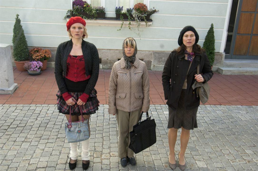 Eine ganz heiße Nummer : Bild Bettina Mittendorfer, Gisela Schneeberger, Rosalie Thomass