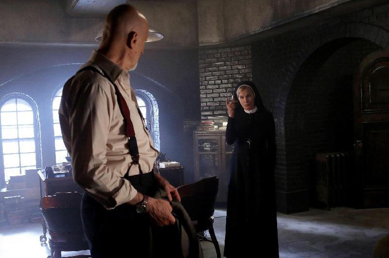 Bild James Cromwell, Jessica Lange
