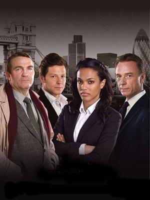 Law & Order: UK : Kinoposter