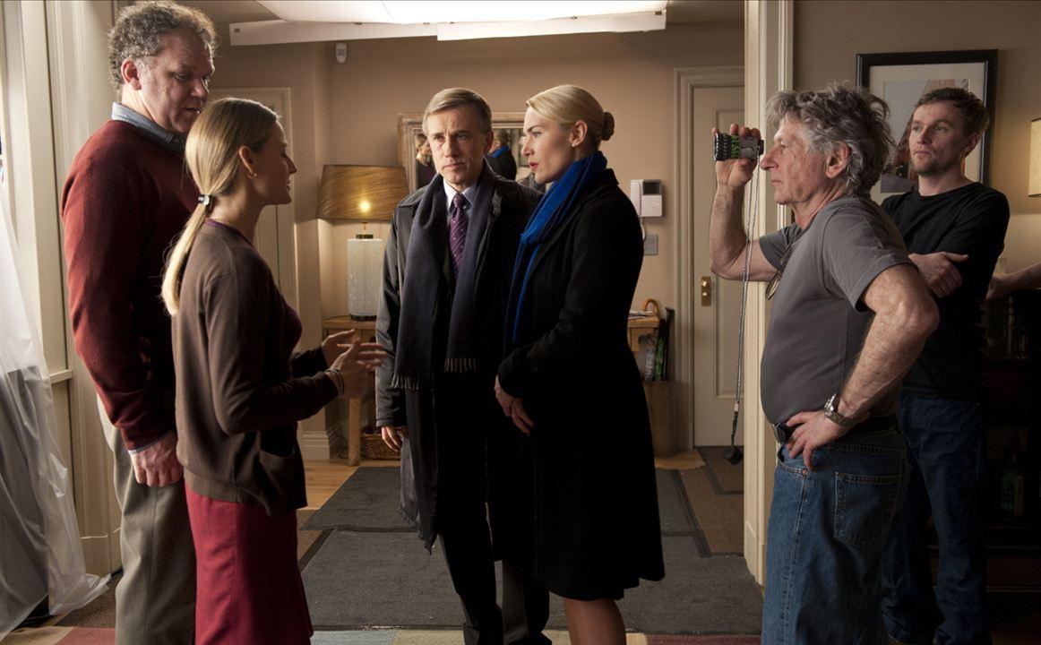 Der Gott des Gemetzels : Bild Christoph Waltz, Jodie Foster, John C. Reilly, Kate Winslet, Roman Polanski