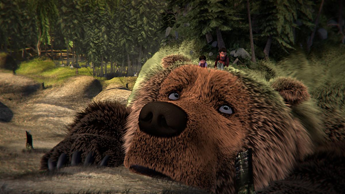 Der Große Bär Film