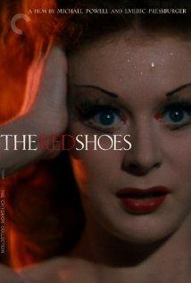 Die roten Schuhe : Kinoposter