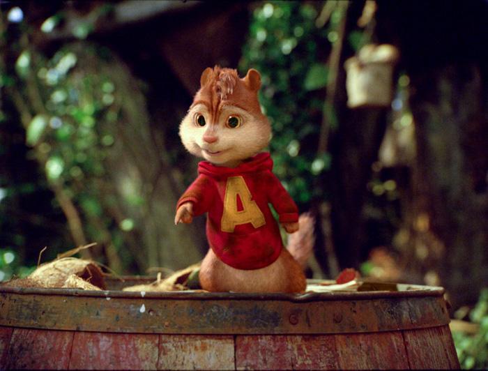 Bild Zu Mike Mitchell V Alvin Und Die Chipmunks 3 Chipbruch