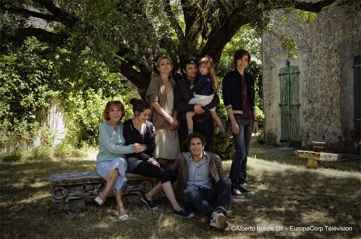 Emma : Bild Eric Caravaca, François Civil, Julie Gayet, Léo Legrand, Maria Pacôme