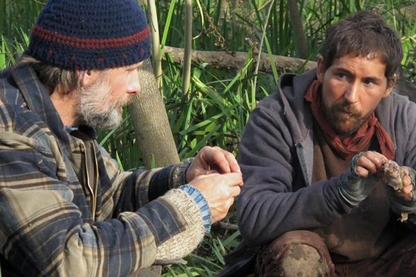 Jeder hat einen Plan : Bild Javier Godino, Viggo Mortensen