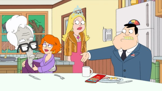 American Dad! : photo