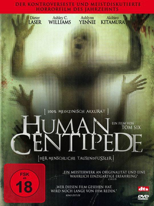 Human Centipede : Kinoposter