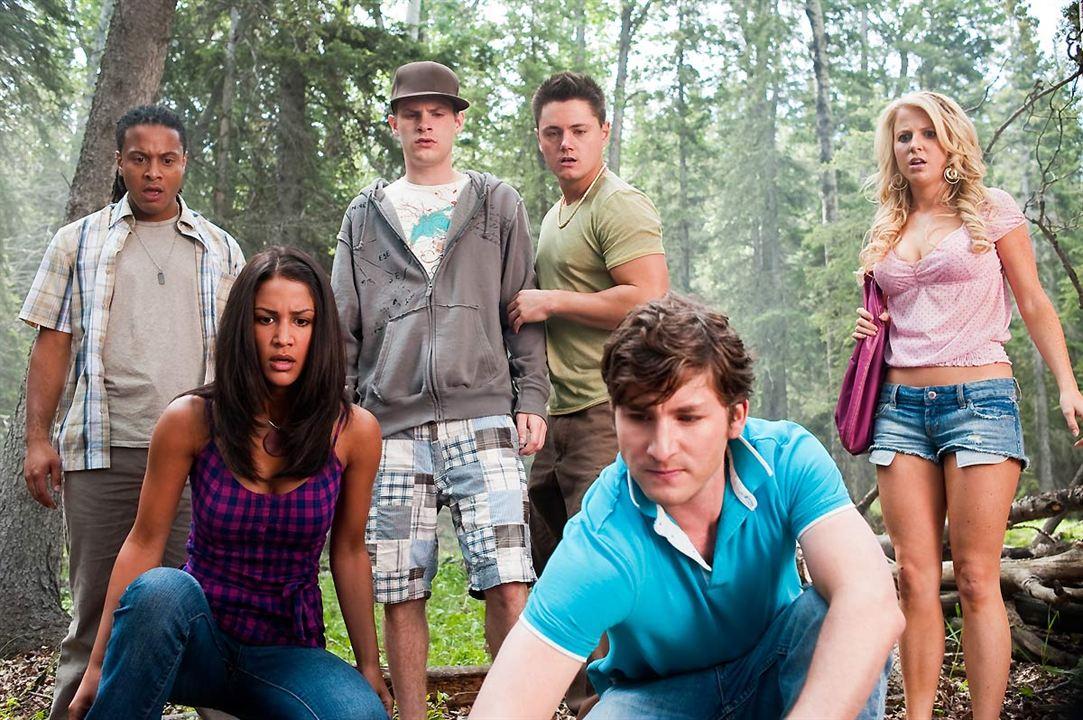 Tucker & Dale vs. Evil : Bild Brandon Jay McLaren, Chelan Simmons, Christie Laing, Eli Craig, Jesse Moss